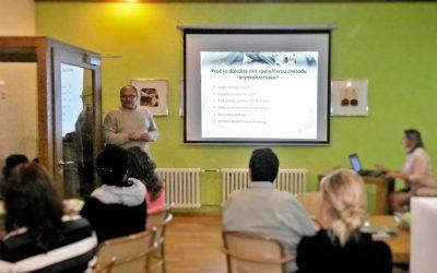 Educational seminar in Sanatorium Helios