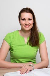 RNDr. Lucie Pernicová