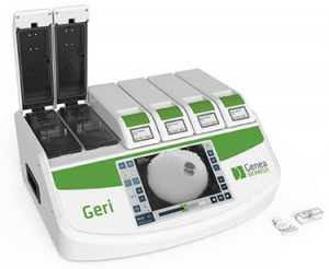 GERI Incubators have increased the success rate of embryo culture by 20 %