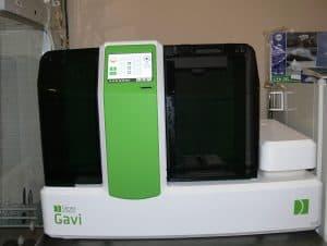 laboratorio fivet vitrificatore Gavi